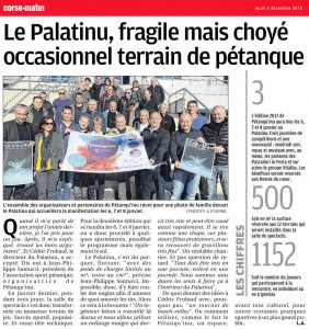 Le Palatinu, fragile mais...